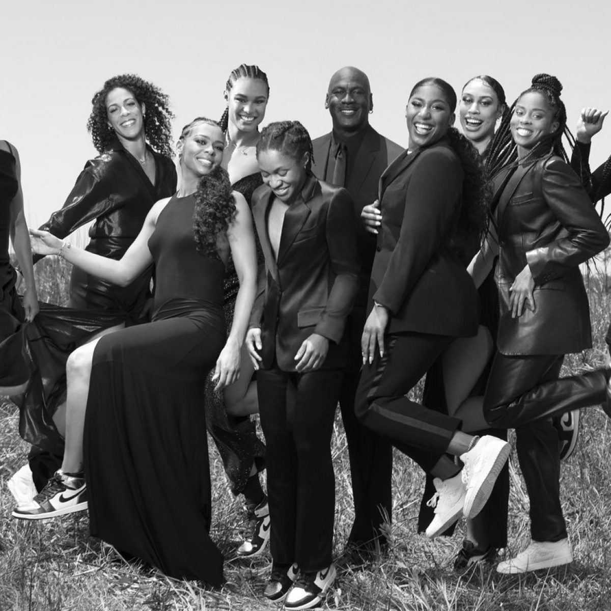Jordan Brand Partners With Largest Group of Jumpman WNBA Endorsees, Makes History