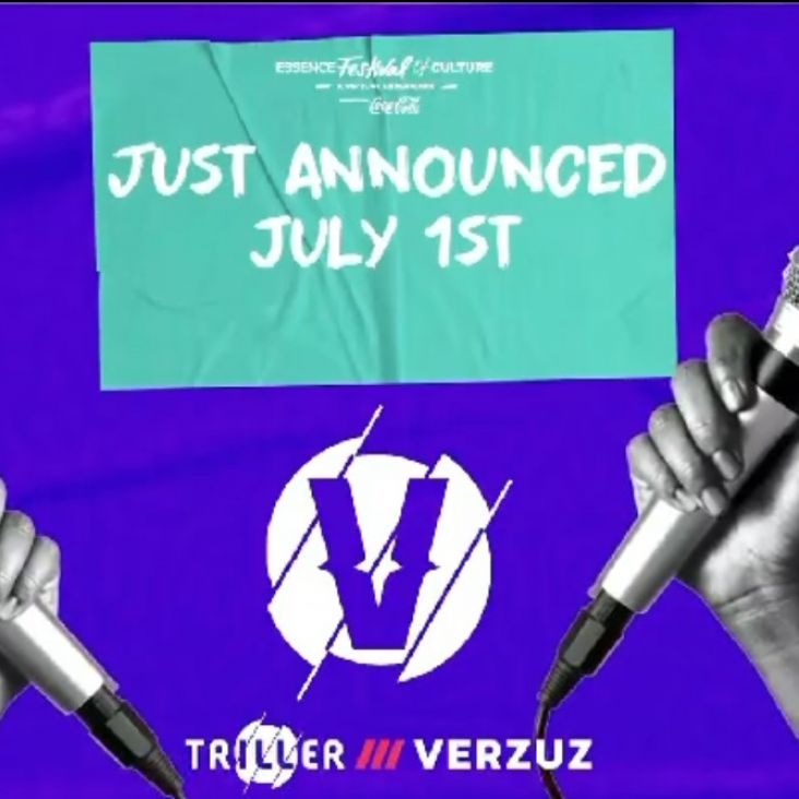 Verzuz x ESSENCE Festival Is On The Way!