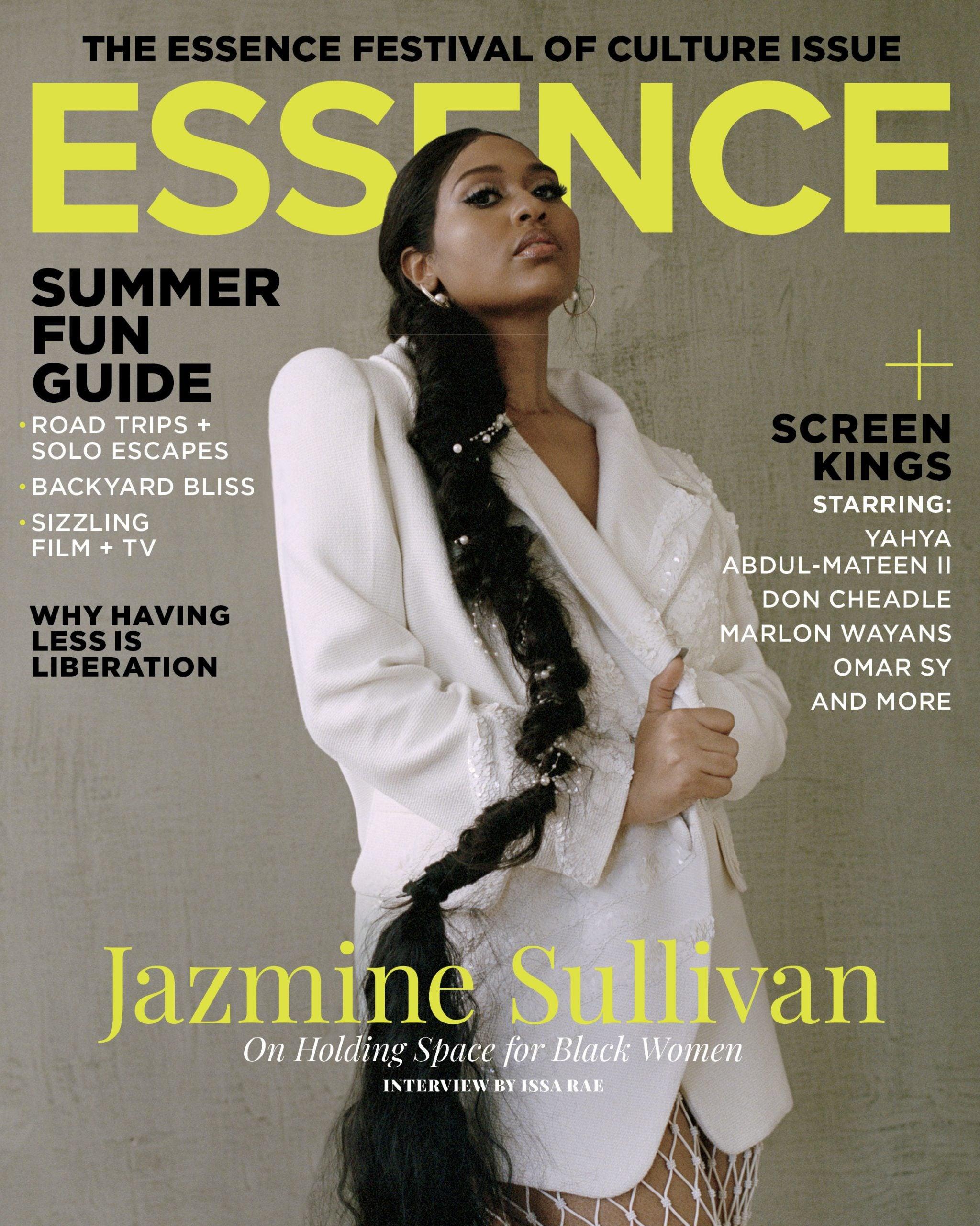 Jazmine Sullivan's 8 Best Song Covers - Essence