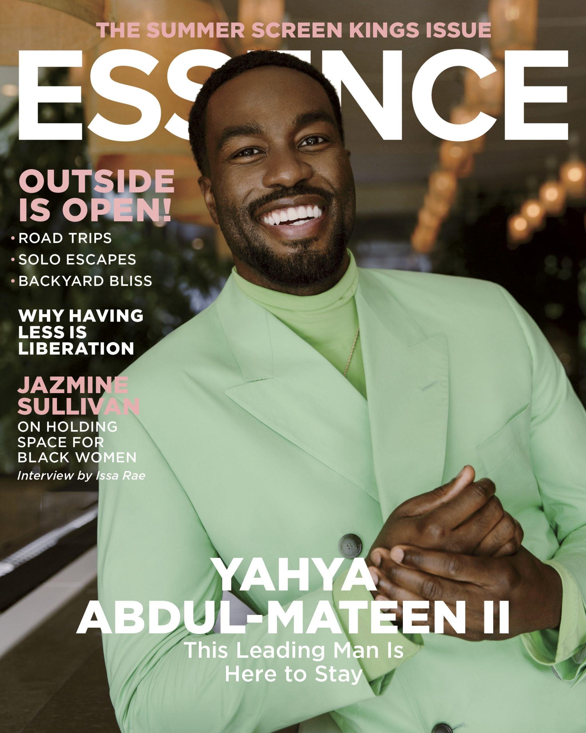 Yahya Abdul-Mateen II: The Leading Man Who Loves Black Women - Essence