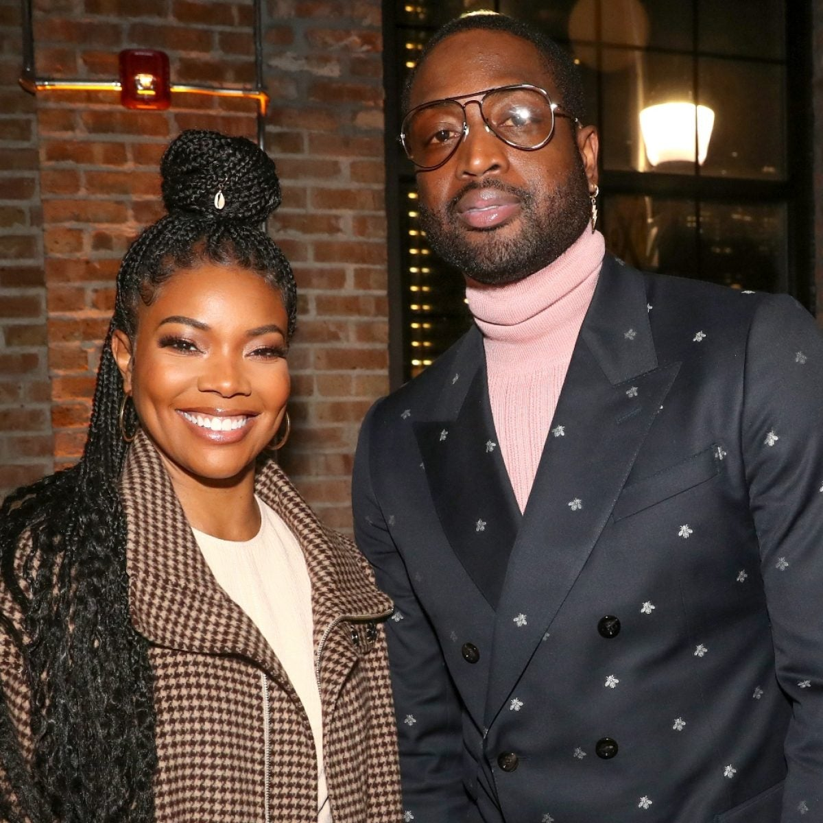 Gabrielle Union And Dwyane Wade Are Launching A Skin Care Brand For Melanin-Rich Babies Called 'Proudly'