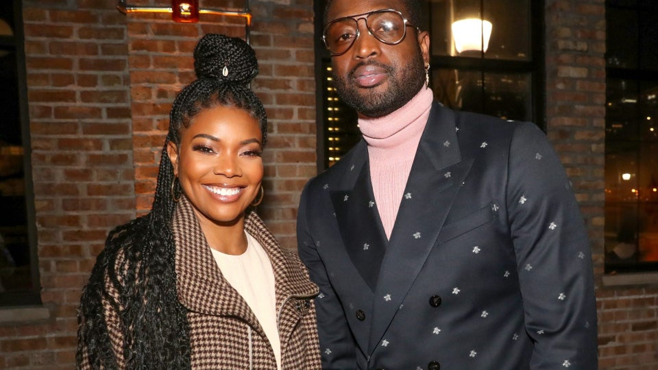 Gabrielle Union And Dwyane Wade Are Launching A Skin-Care Brand For Melanin-Rich Babies Called 'Proudly'