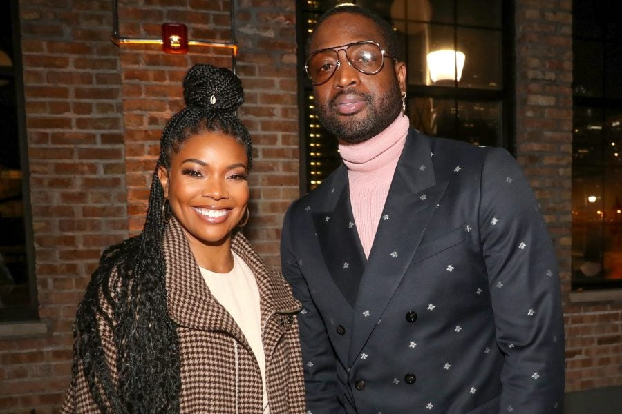 Gabrielle Union And Dwyane Wade Launching Skin-Care Brand For ...