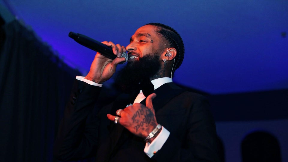 Nipsey Hussle Will Receive A Star On The Hollywood Walk Of Fame