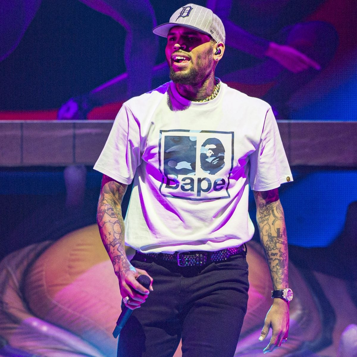 Chris Brown Reportedly Accused Of Battery Against Los Angeles Woman