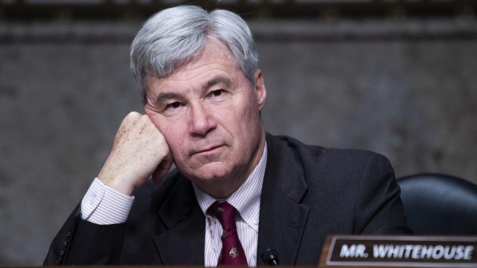 Senator Sheldon Whitehouse Under Fire for Membership in Allegedly All-White Private Club
