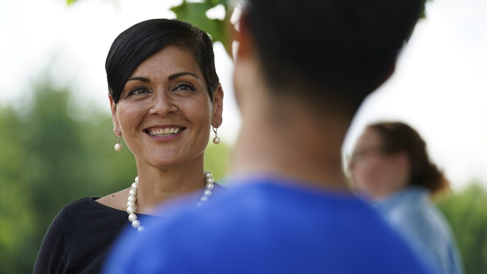 Virginia Closer to Electing its First Woman of Color Lieutenant Governor