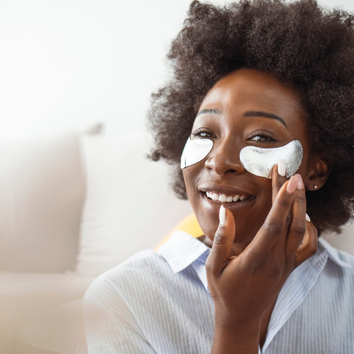 Wake Up With These 12 Eye Creams and Patches to Brighten Eyes