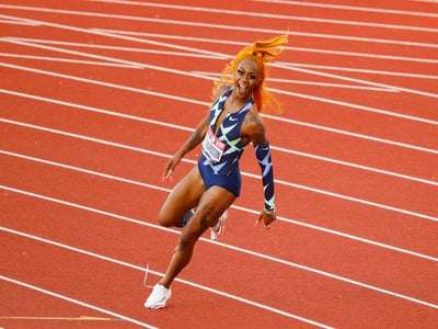Watch 21-Year-Old Sha'Carri Richardson Blaze The Track And Secure Her Spot On U.S. Olympics Team