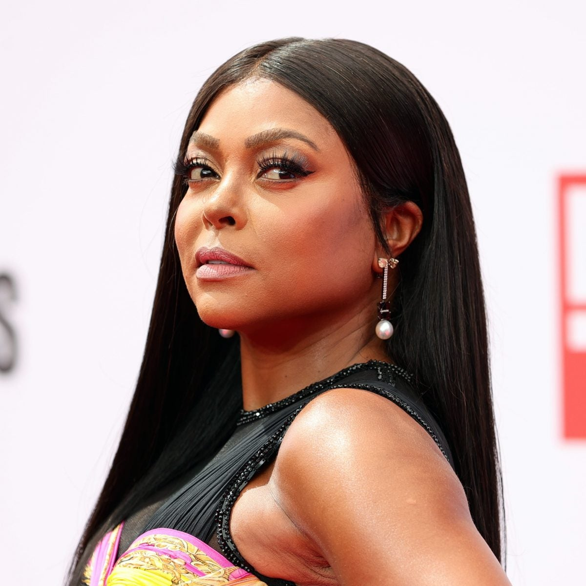 Here's How Taraji P. Henson's Hairstylist Helped Her Serve Glam At The BET Awards