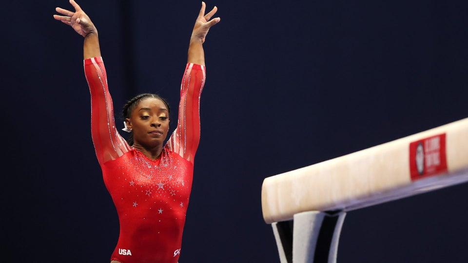 Simone Biles Secures Her Spot on Olympic Gymnastics Team