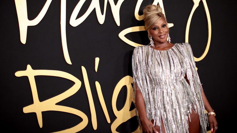 Mary J. Blige's Best Fashion Moments Throughout The Years