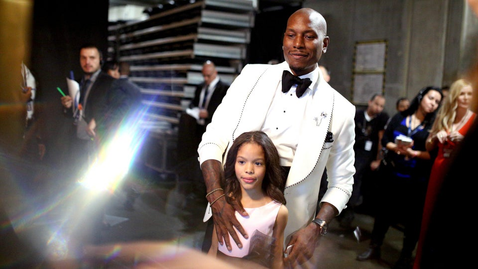 Tyrese's Daughter Shayla Is A Whole Teenager Now And He Can't Take It: 'Please Stop Growing Up'