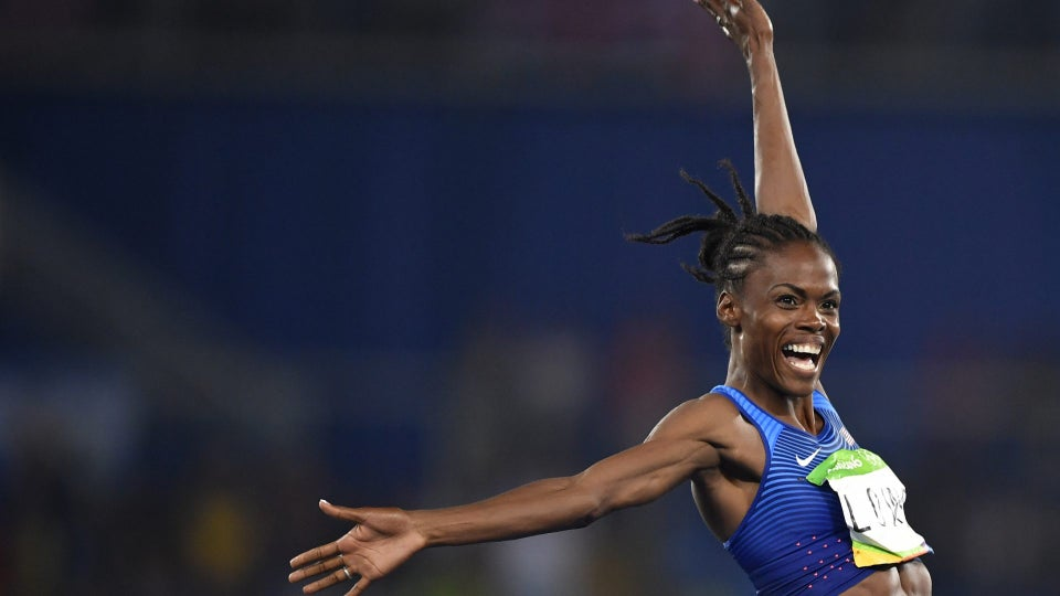 Olympian Chaunte Lowe Beat Cancer, Covid And Now She's Fighting To Make A Difference At The Summer Games