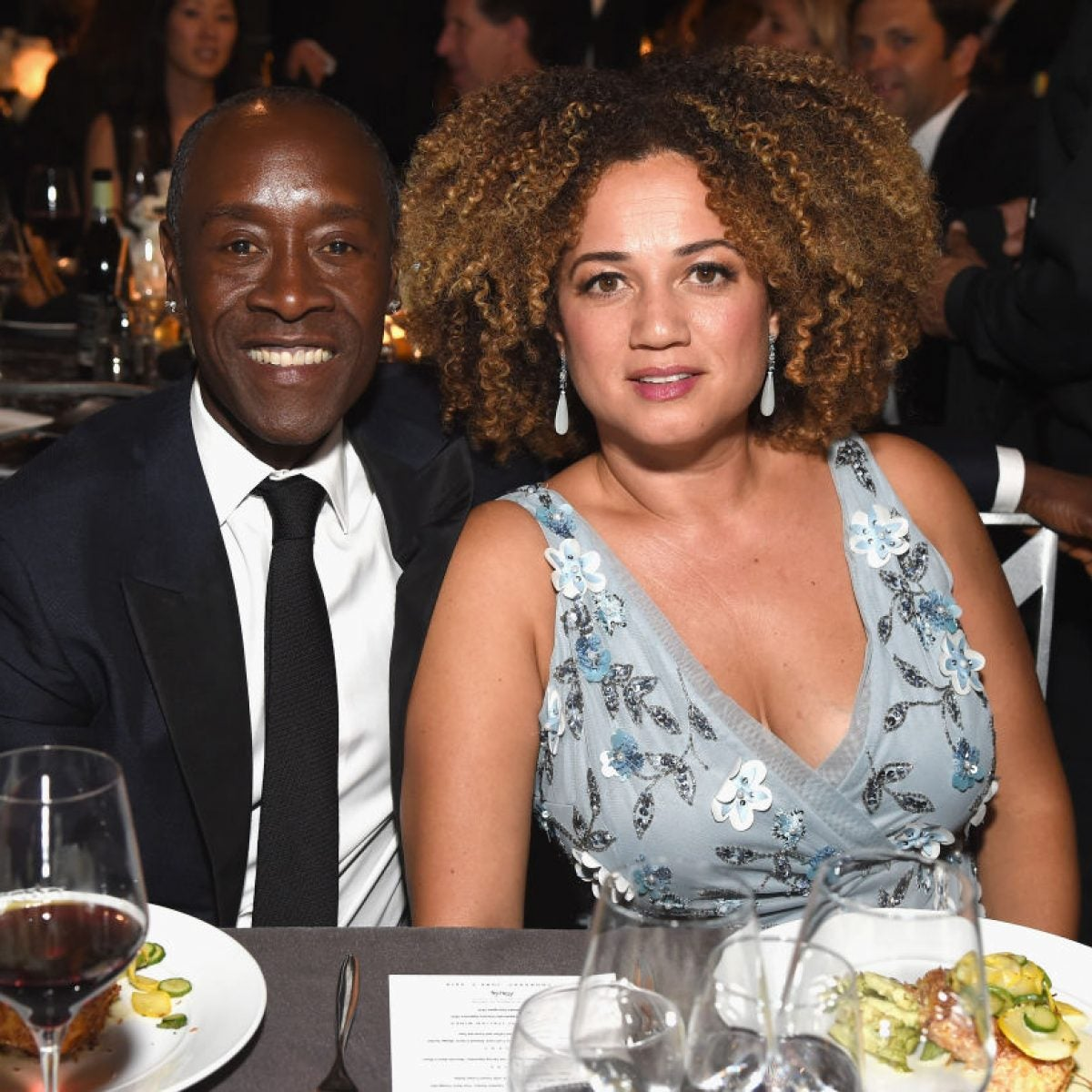 After 28 Years Together, Don Cheadle And Partner Bridgid Coulter Got Married Amid COVID Pandemic