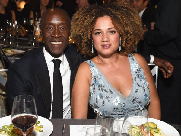 Don Cheadle And Partner Of 28 Years, Bridgid Coulter, Got Married Mid-Pandemic