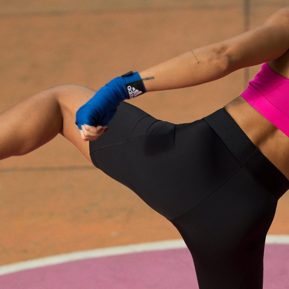 Adidas Is Tackling One Of The Biggest Taboos In Women's Sports: Periods