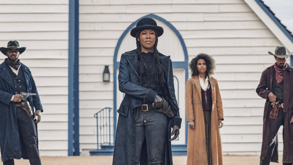 Watch: The First Trailer For The Star-Studded Black Western 'The Harder They Fall' Is Here