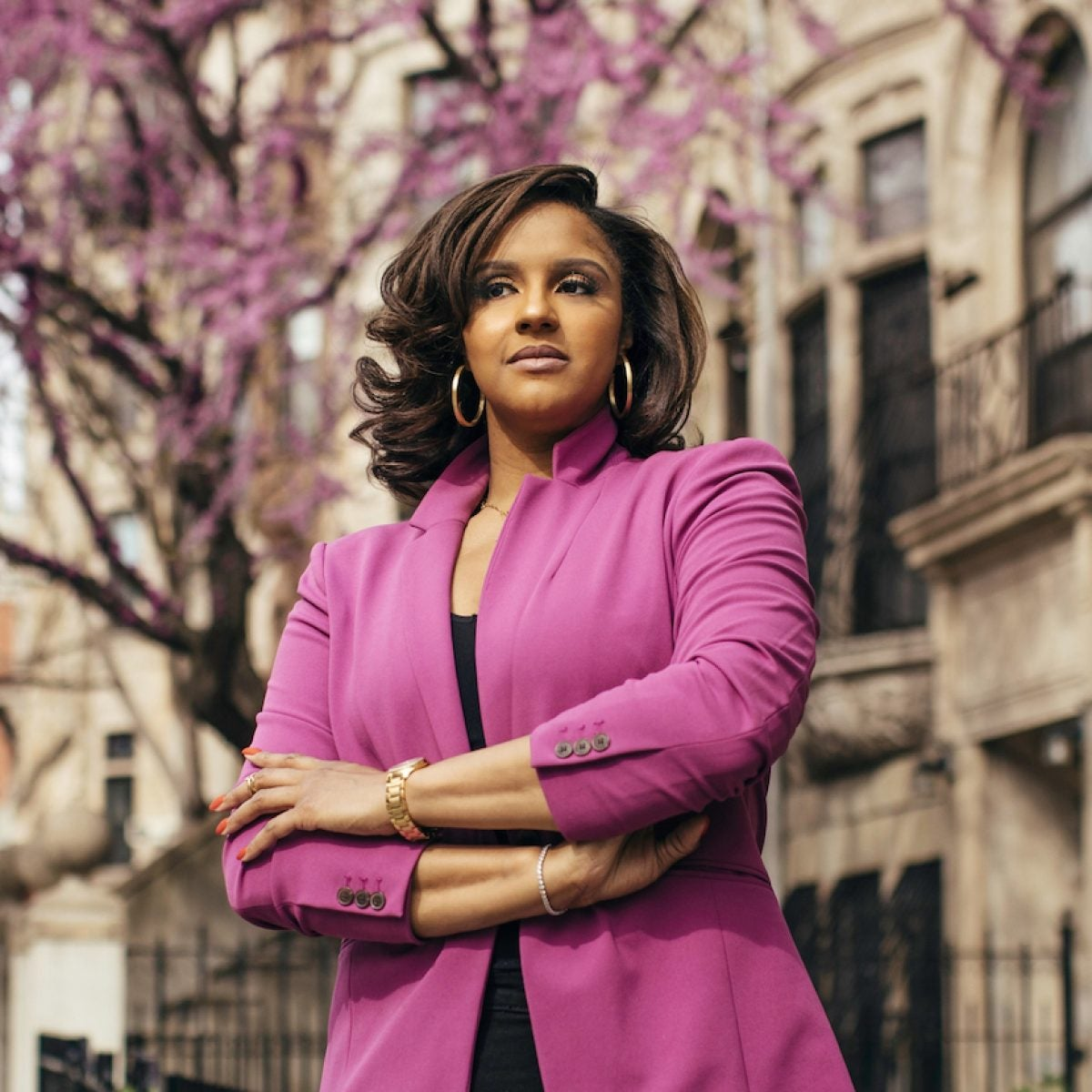 Billboard Magazine's 'Executive of the Year' Jamila Thomas Is Bringing Her Expertise To Motown Records