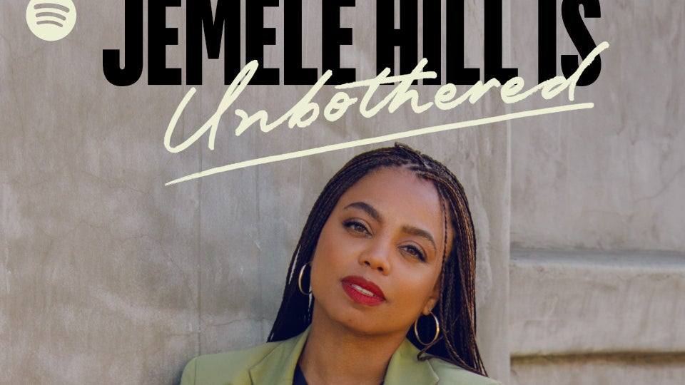 """EXCLUSIVE: Jemele Hill Announces Mary J. Blige as First Guest on Her """"Jemele Hill is Unbothered,"""" Podcast, Now in its 3rd Season"""