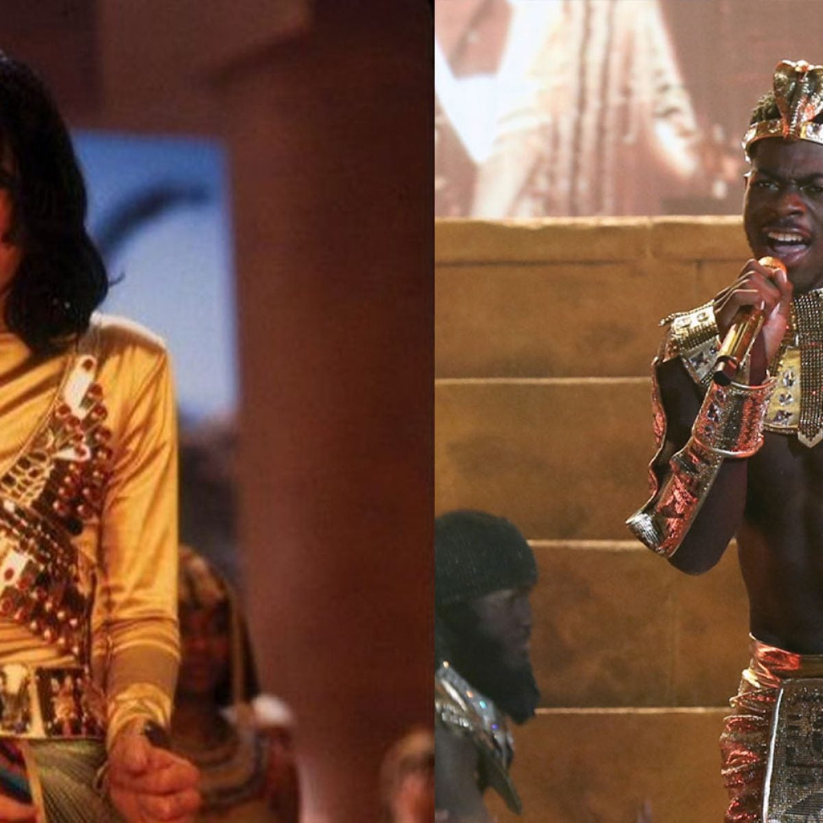 You May Not Have Caught These Throwback References From The 2021 BET Awards