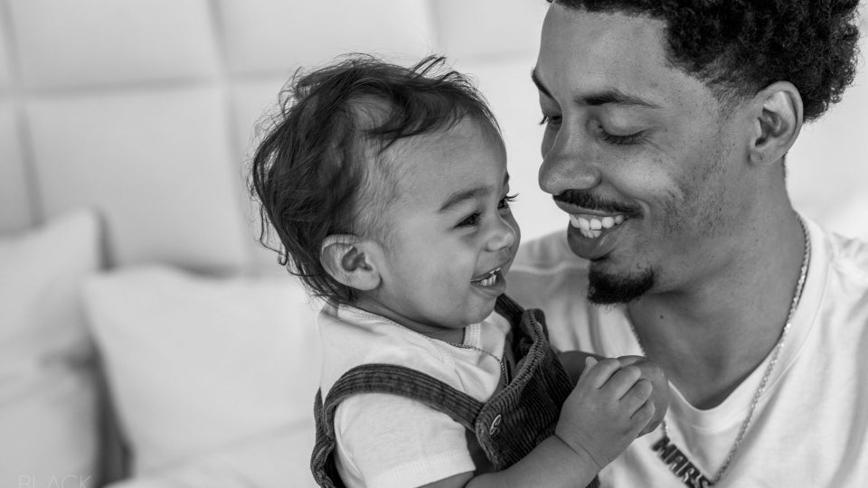 Father Noir: The Man Behind 'Black Love' Put Together A Stunning Project Celebrating Black Fathers
