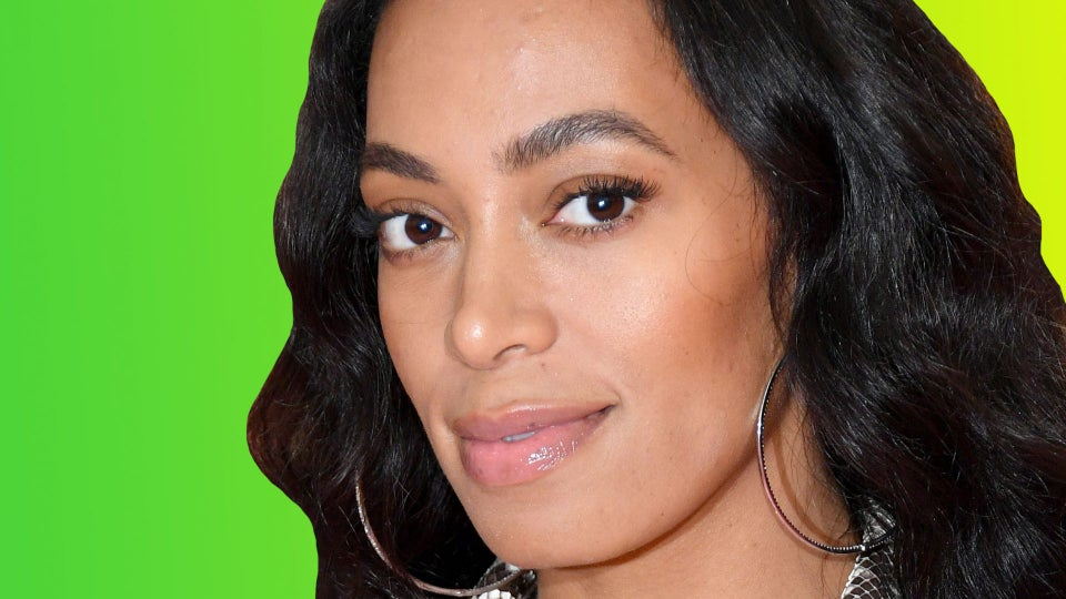 Solange Knowles' 10 Best Beauty Moments