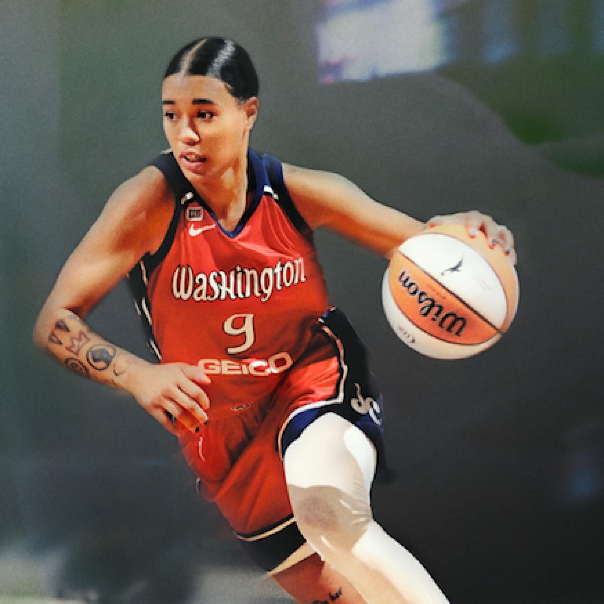 "WNBA Player Natasha Cloud Launches ""Petal to the Metal"" Converse Sneaker"