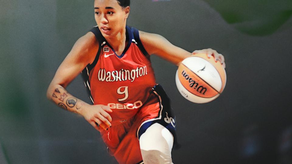 "WNBA Player Natasha Cloud Launches ""Petal to the Metal""Converse Sneaker"