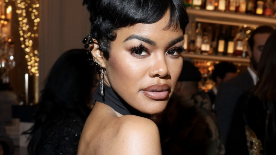 Teyana Taylor Is The First Black Woman To Be Named Maxim's Sexiest Woman Alive