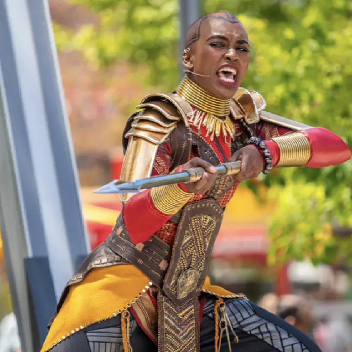Black Girl Magic Has Arrived At Disney's New Avengers Campus