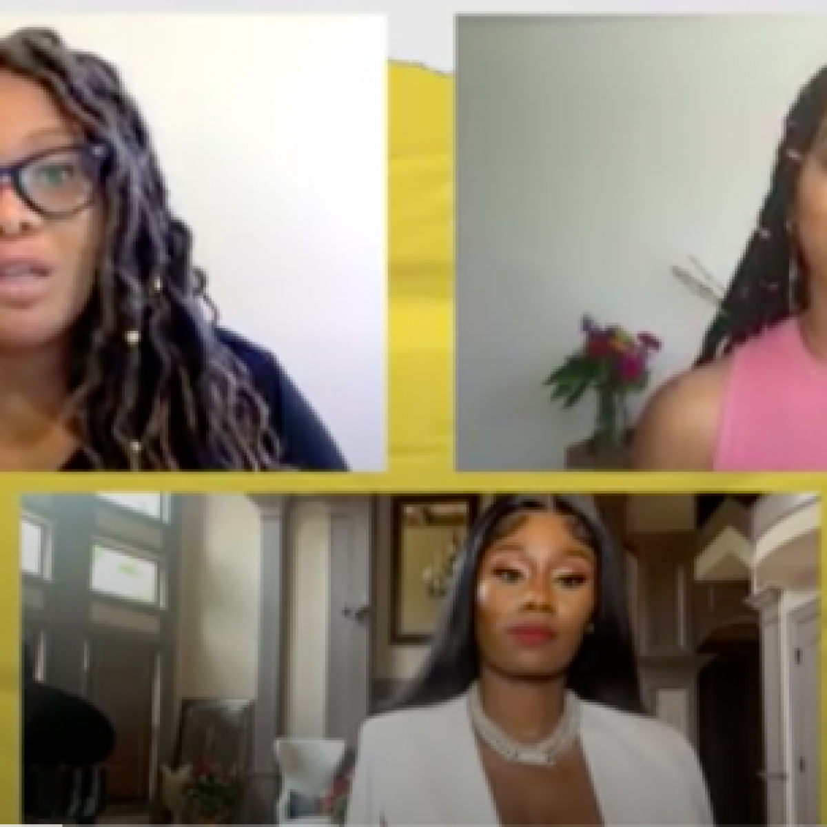 Corinne Foxx and Stacia Mac Give Tips On How To Build An Authentic Business Sense