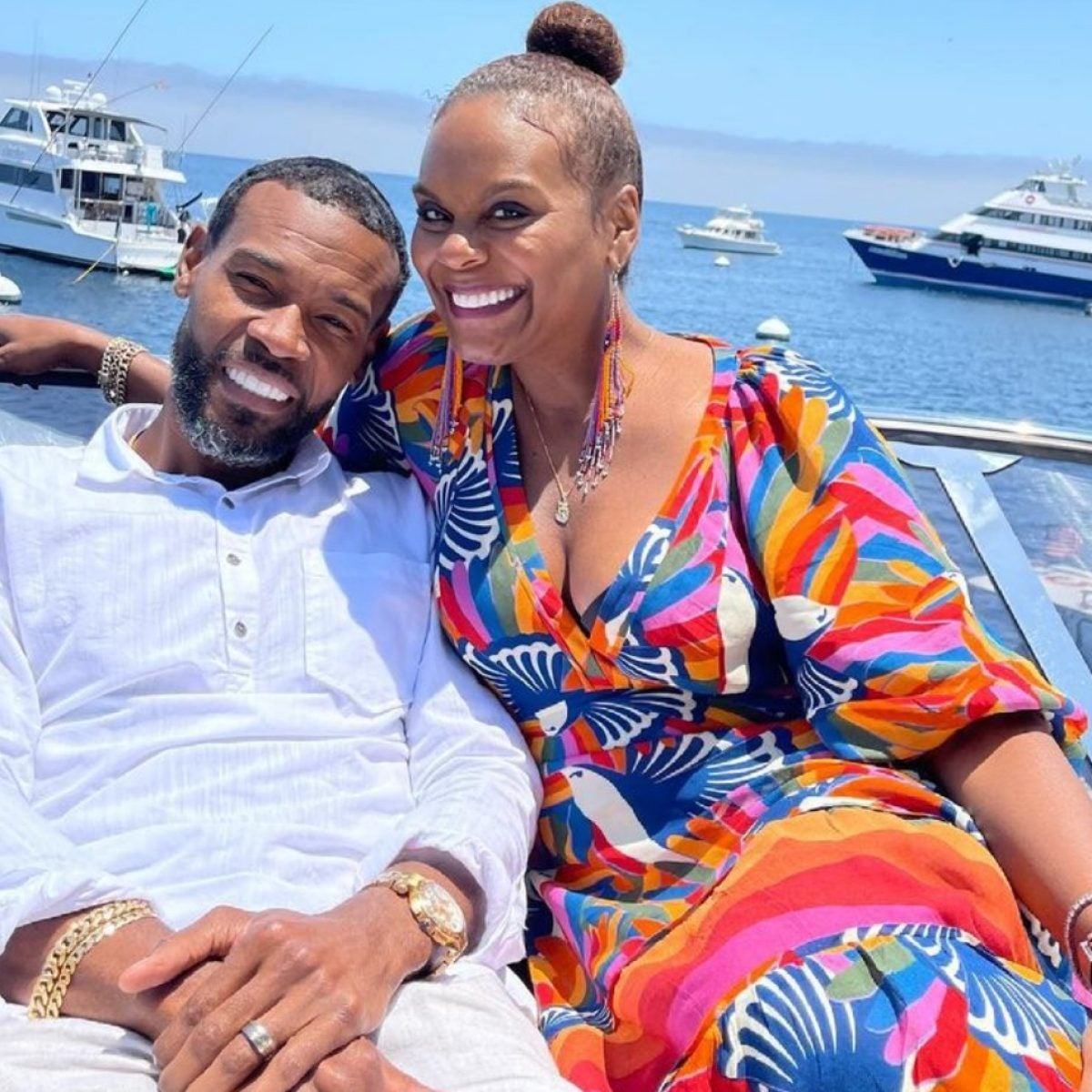 """Tabitha Brown Says It's Time For Her Husband """"To Dream Again"""" After Achieving Goal of Retiring Him"""
