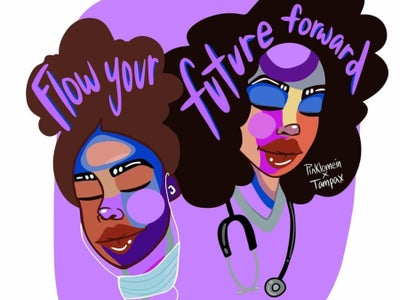 Tampax Launches Scholarship To Help Bring About The Next Generation Of Black Women Doctors