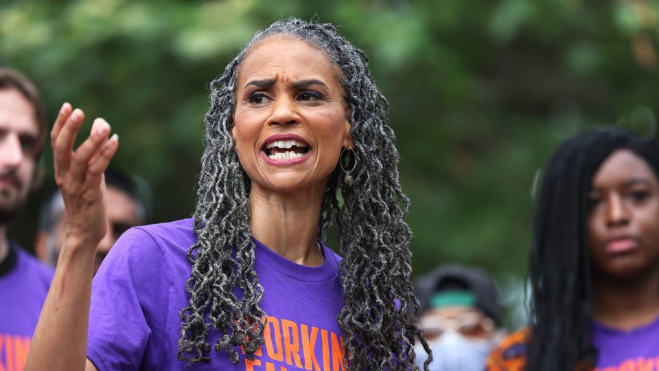 Maya Wiley Could Become New York City's First Woman Mayor