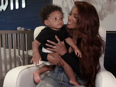 What Ciara Did For Herself While Single That Helped Make Her A Better Mom And Wife