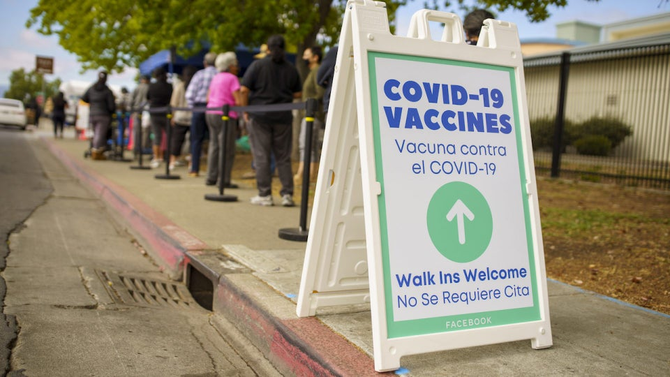 Facebook Launches Initiative to Drive COVID-19 Vaccine Equity
