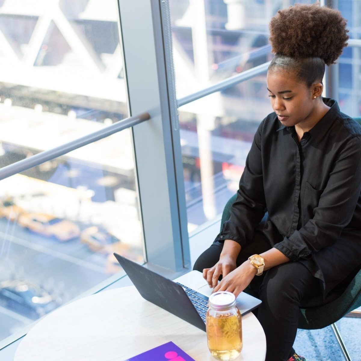 UNCF Launches Scholarship Program With J.P. Morgan for Black Students