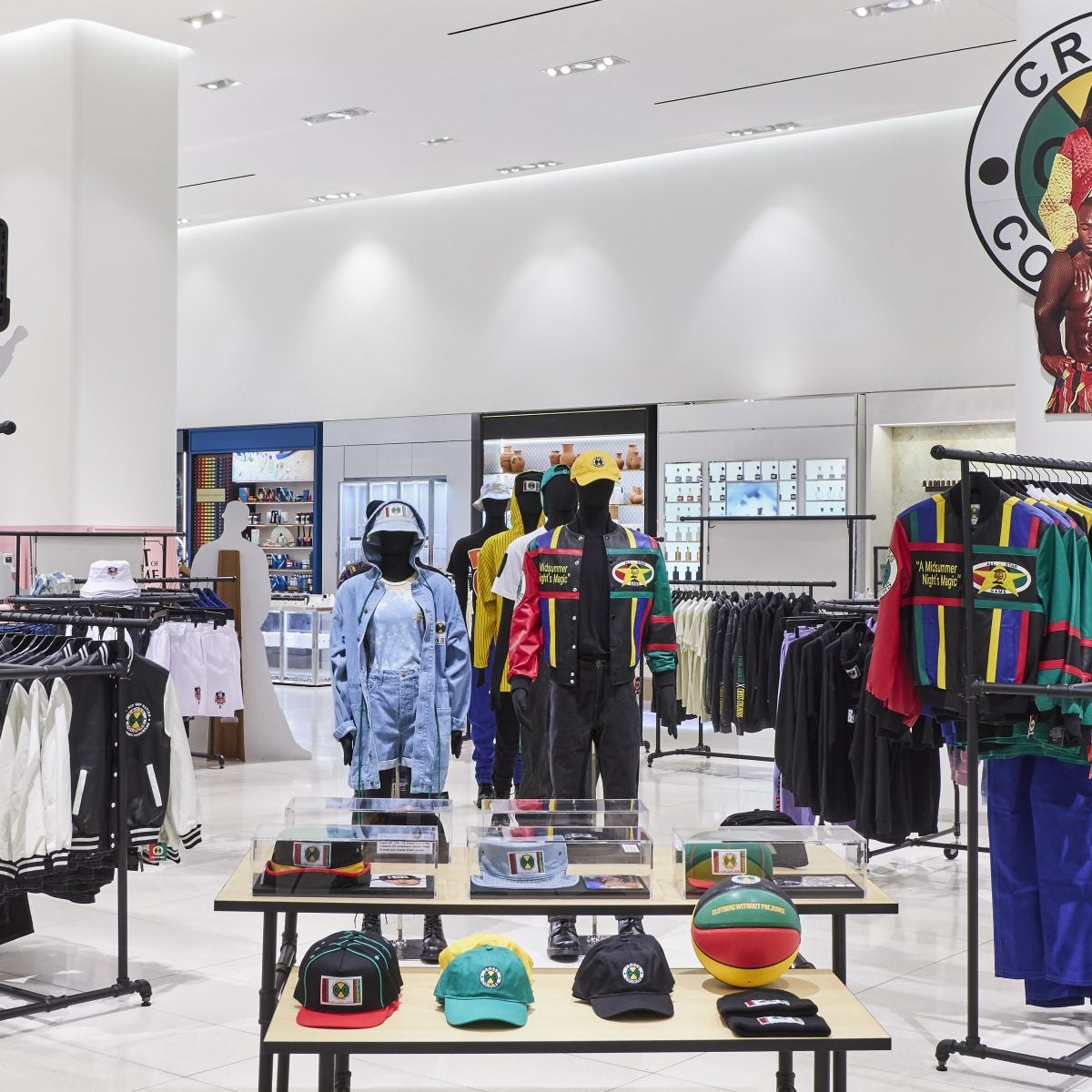 Cross Colours Is Serving Serious '90s Nostalgia At Nordstrom Flagship Stores