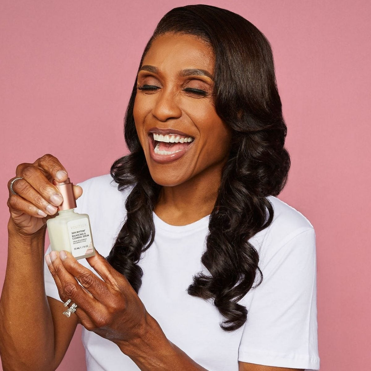 Dr. Jackie Walters On Volition's Latest Serum, Hormonal Acne And PCOM