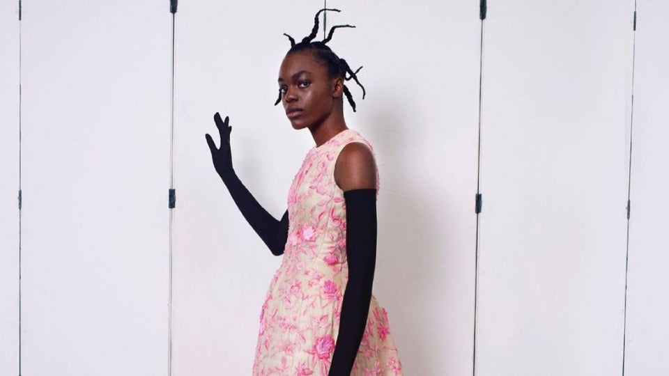 Balenciaga's Haute Couture Comeback Certainly Didn't Disappoint