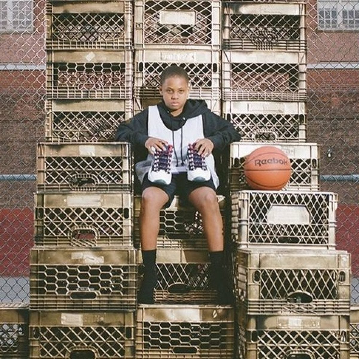 Kerby Jean-Raymond Collaborates With Reebok To Create Short Film, 'CrateMaster'