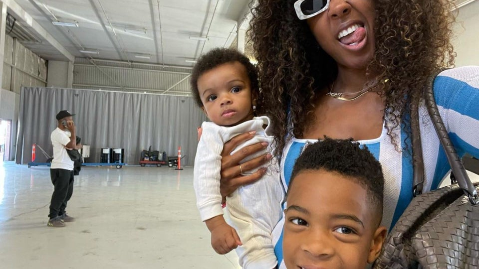 From Ella To Egypt: 10 Photos Of Celebrity Kids Being Adorable This Week