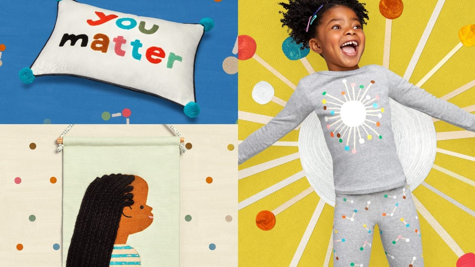 First Look: Illustrator Christian Robinson Brings His Imaginative Drawings To Life With Target Back-To-School Collection