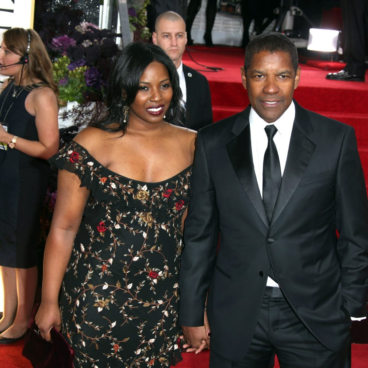 A Philanthropic Family: Denzel Washington And His Kids Over The Years