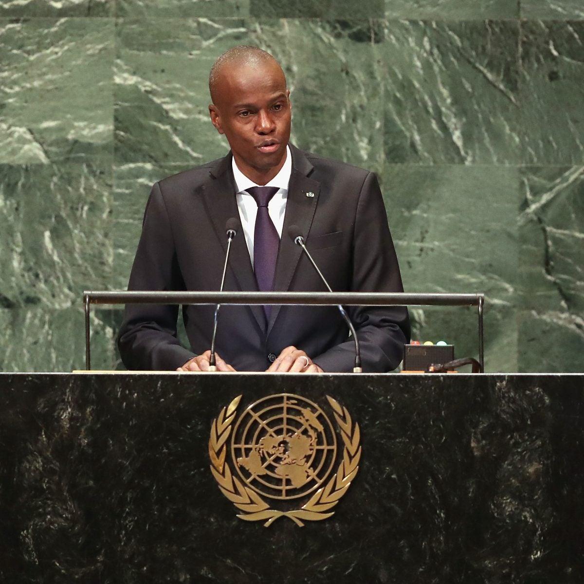 Haiti's President Assassinated