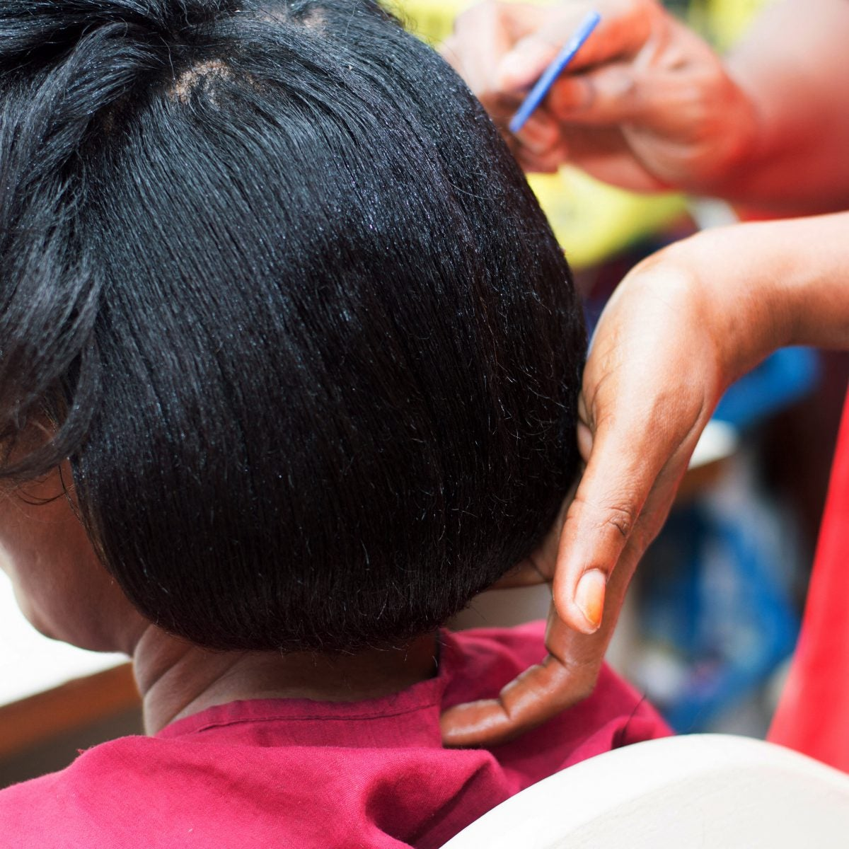 Study of Black Women Links Frequent Use of Lye-based Hair Relaxers to Breast Cancer