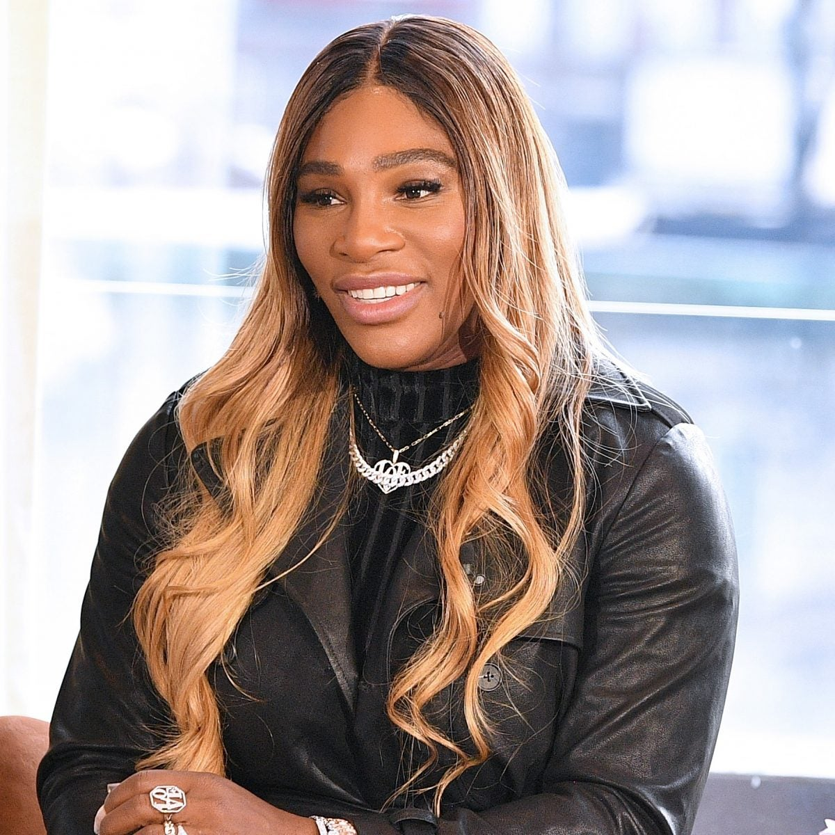 Serena Williams Shares How She Fits In Self-Care With Her Busy Schedule