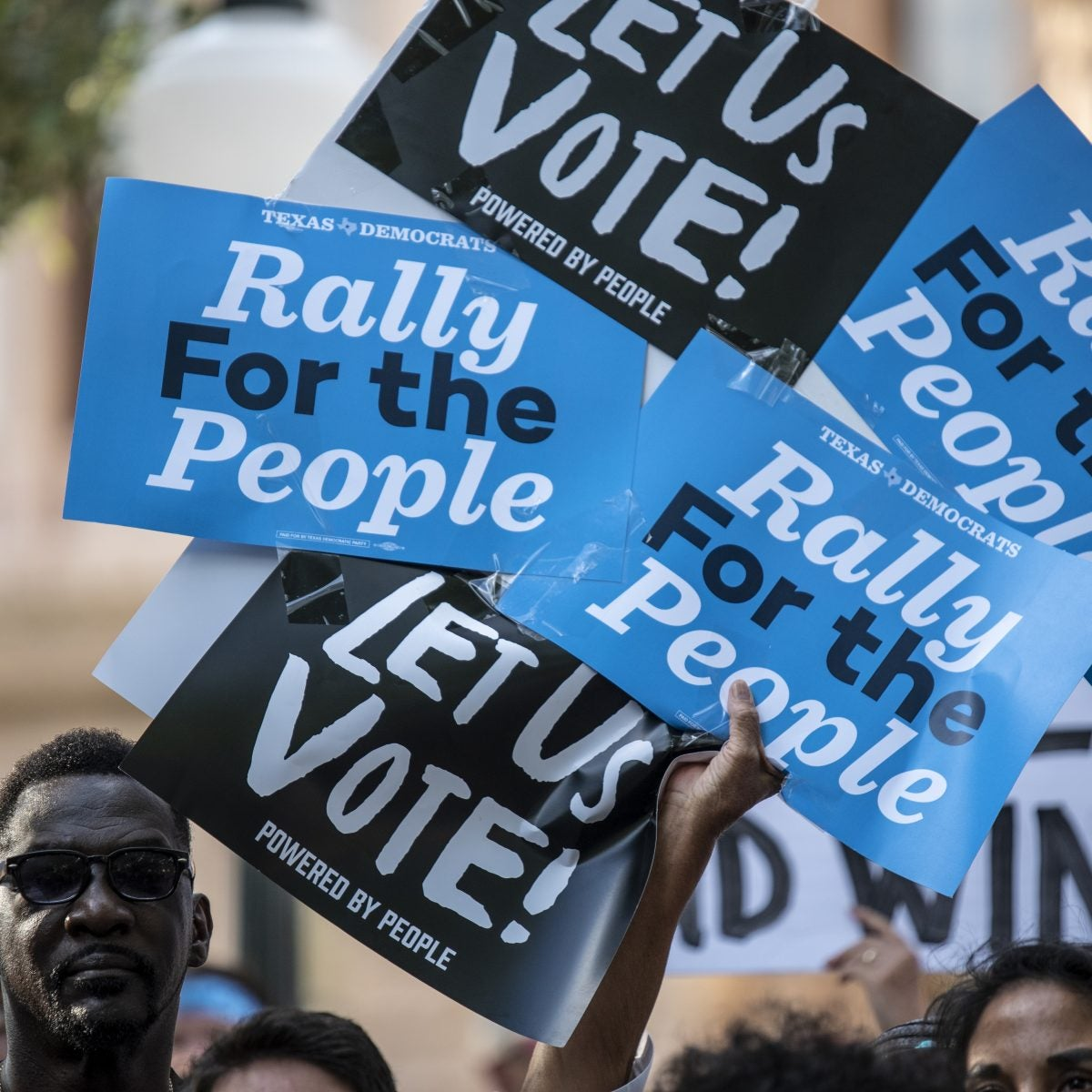Texas GOP Set to Pass Restrictive New Voting Law. Democrats Fleeing State to Block the Bill.