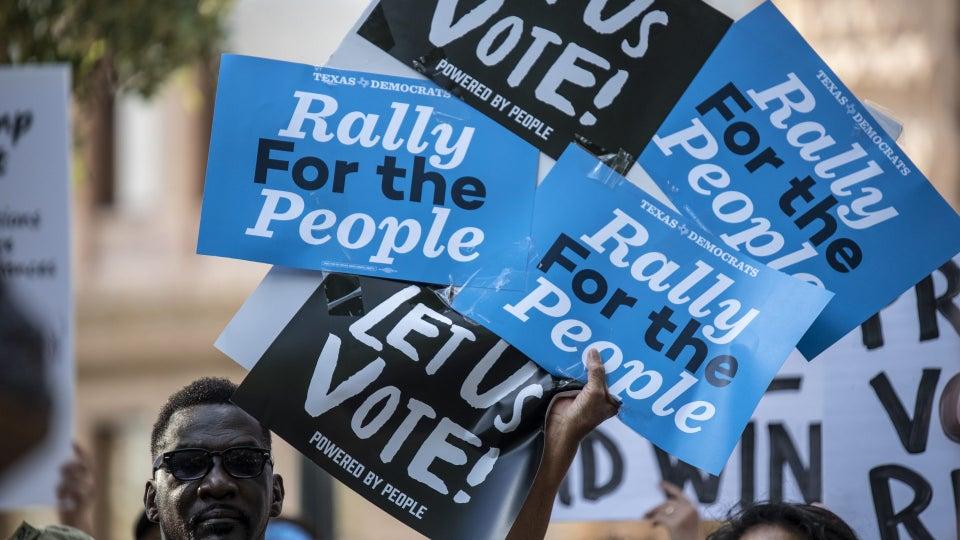 Texas GOP's Redistricting Map Threatens Democracy